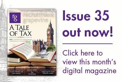 Recruitment Grapevine Magazine Latest Issue