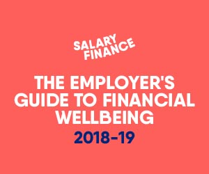 The Employer's Guide to Financial Wellbeing