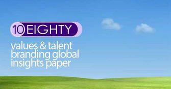 Values & Talent Branding Global Insights Paper