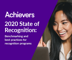 2020 State of Recognition: Benchmarking and best practices for recognition programs