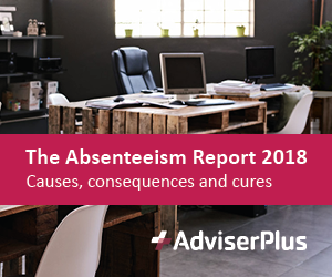 The Absenteeism Report 2018: Causes, consequences and cures