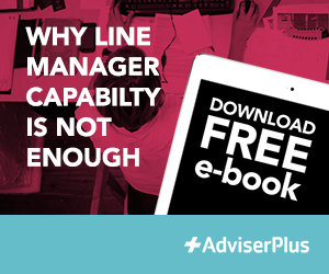 Download eBook - HR transformation: why line manager capability is not enough