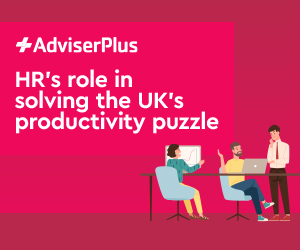 HR's role in solving the UK's productivity puzzle