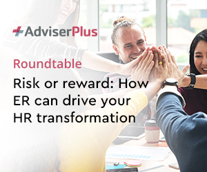 Exclusive Breakfast Roundtable Risk or reward: How ER can drive your HR transformation