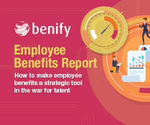 Employee Benefits Report: How to Make Employee Benefits a Strategic Tool in the War for Talent