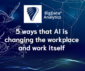 5 ways that AI is changing the workplace and work itself