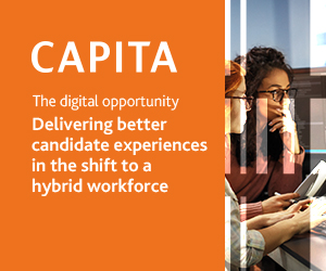 The digital opportunity: Delivering better candidate experiences in the shift to a hybrid workforce