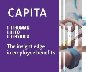 The insight edge in employee benefits: How data can transform employee benefits to deliver future engagement