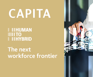 Human to hybrid: The next workforce frontier