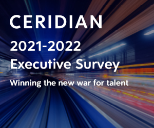 2021-2022 Executive Survey: Winning the war for talent