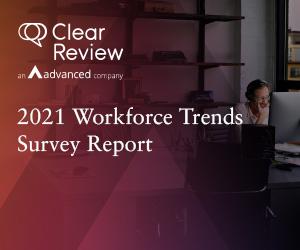 2021 Workforce Trends Survey Report
