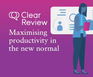 Maximising productivity in the new normal