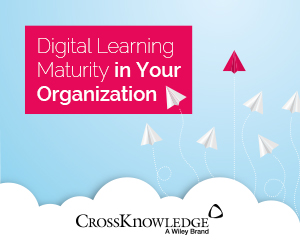 Digital Learning Maturity in Your Organisation