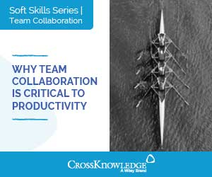 Why Team Collaboration is Critical to Productivity