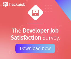 The Developer Job Satisfaction Survey