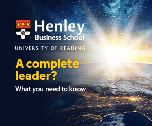 The complete leader? What you need to know