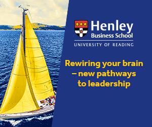 Rewiring your brain – New pathways to leadership