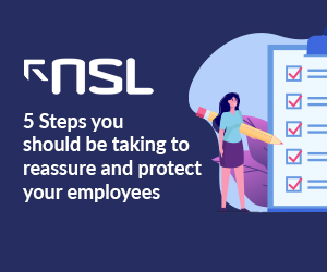 5 steps you should be taking to reassure and protect your employees