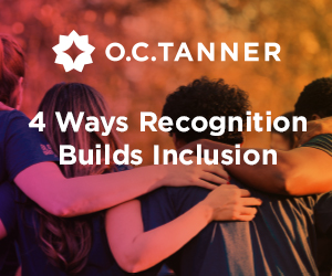 4 Ways Recognition Builds Inclusion