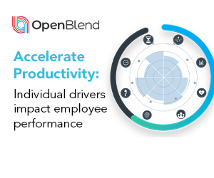 Accelerate Productivity: Individual drivers impact employee performance
