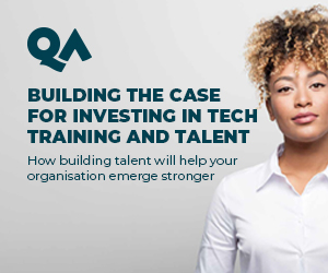 Building the case for investing in tech training and talent