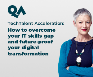 How to overcome your skills gap and futureproof your digital transformation
