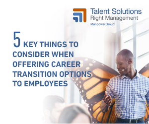 5 key things to consider when offering career transition options to employees