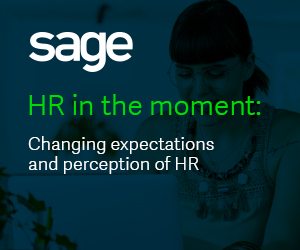 HR in the moment: Changing expectations and perceptions of HR