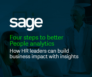 Four steps to better People analytics