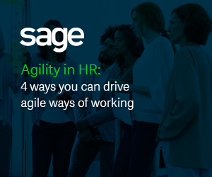 Agility in HR: 4 ways you can drive agile ways of working