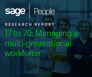 17 to 70: Managing a multi-generational workforce
