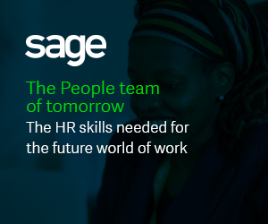 The People team of tomorrow - The HR skills needed for the future world of work