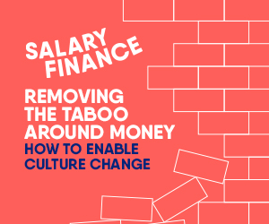 Removing the taboo around money: How to enable culture change