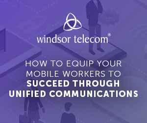 How to equip your mobile workers to succeed<br> through unified communications
