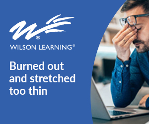 Burned out and stretched too thin?