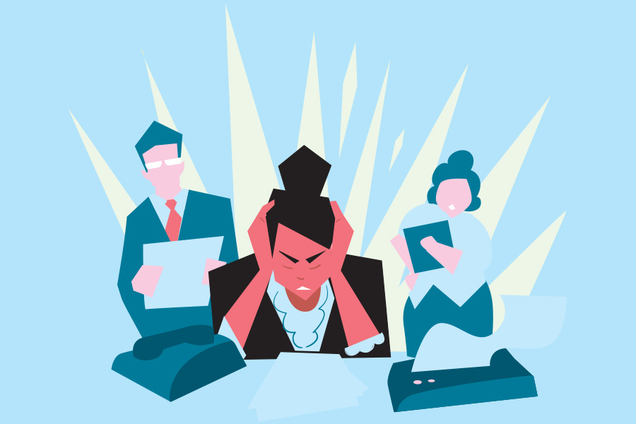 9 ways employers can ease workplace stress