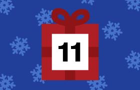 HR Advent Calendar – December 11th