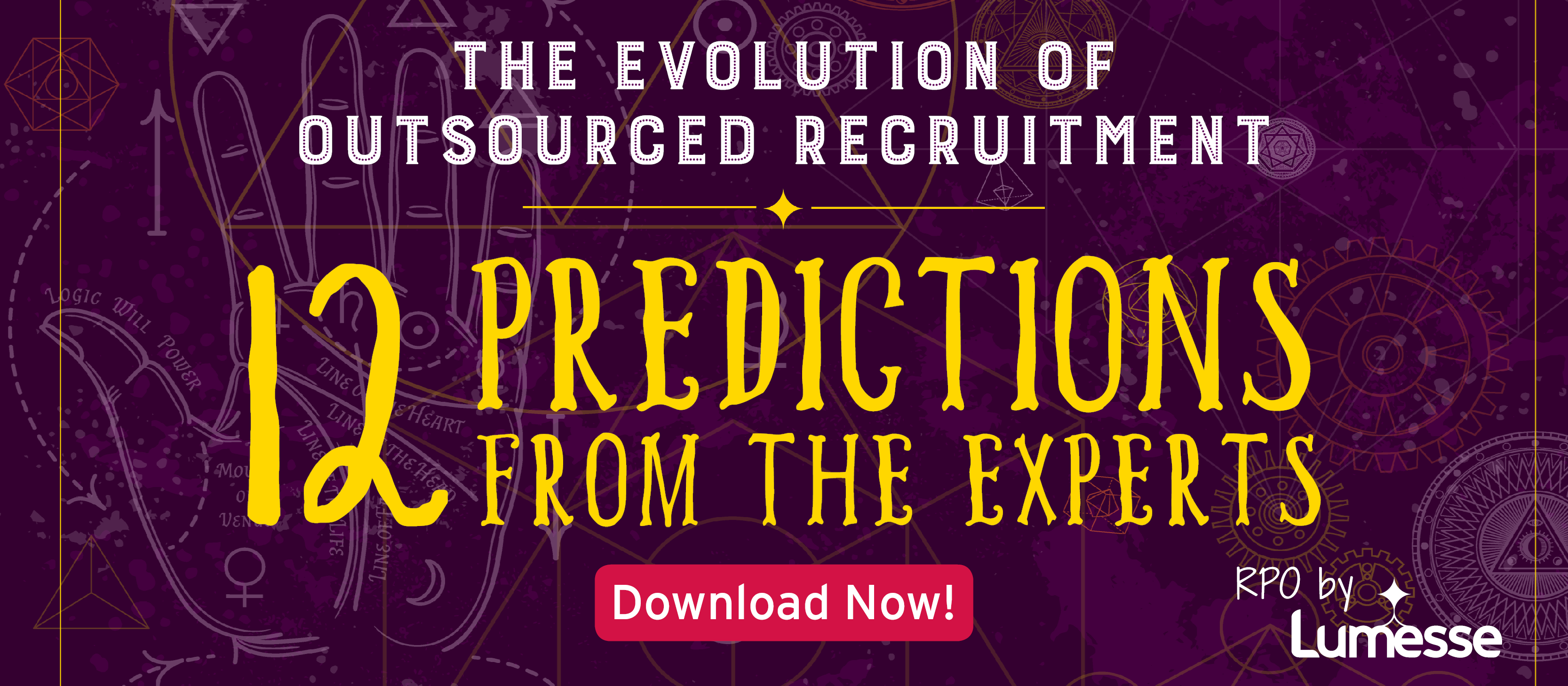 The evolution of outsourced recruitment: 12 predictions from the experts