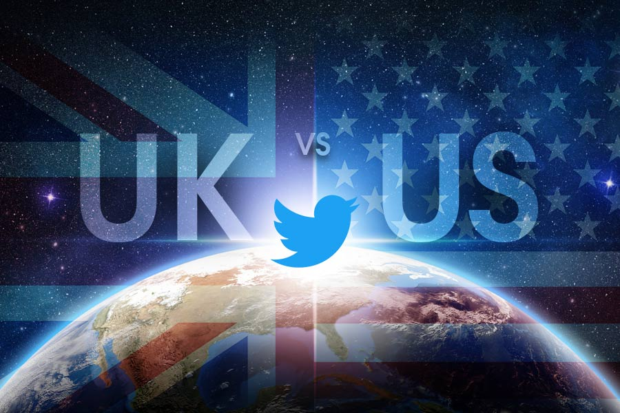 UK vs US: The 15 top political tweets of 2016