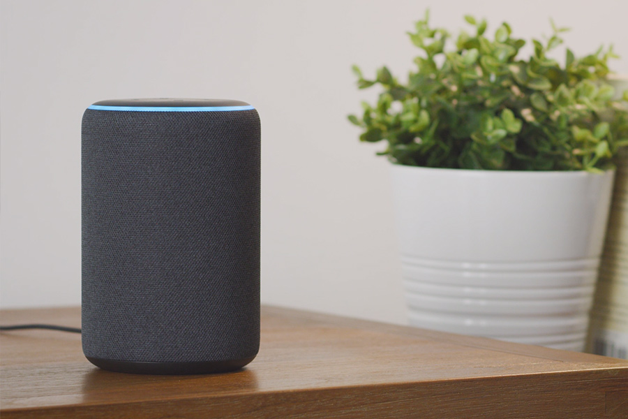 Can Alexa help candidates prepare for a job interview?