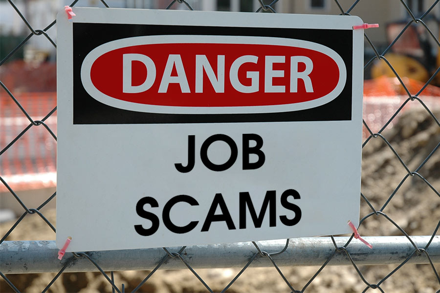 300% 'dramatic' surge in UK jobs scams
