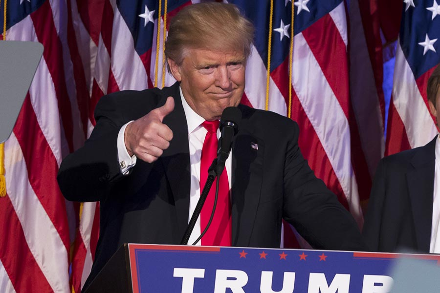 3i CEO: Trump could be good for business