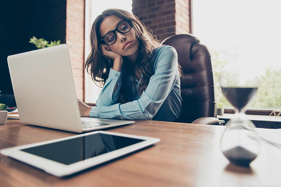 3 secrets to breaking up the monotony of the working week