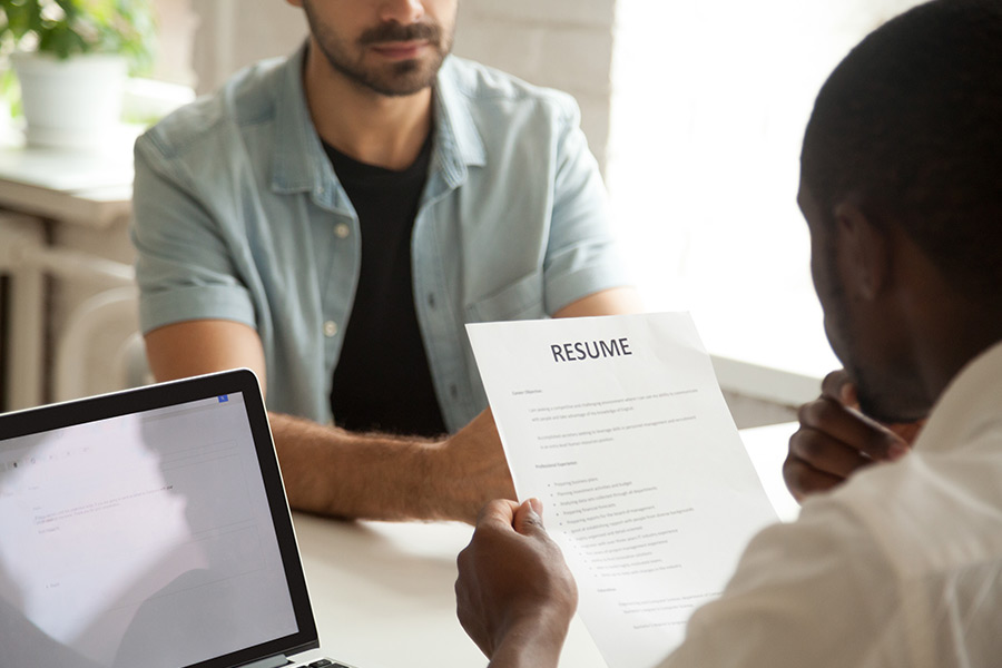 The most common CV lies and how to bust them