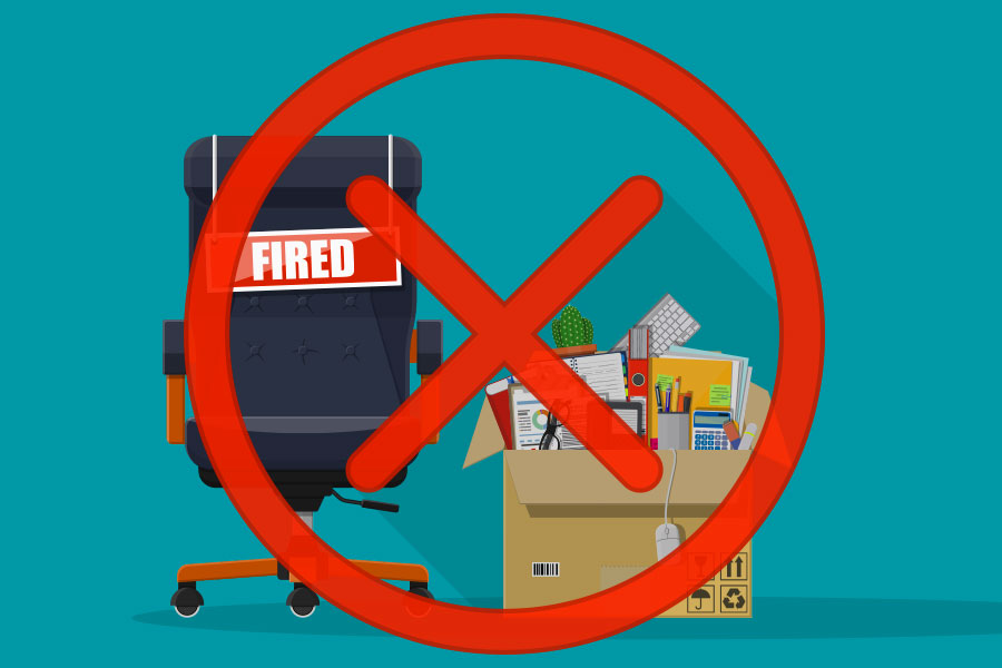 5 illegal reasons for firing an employee