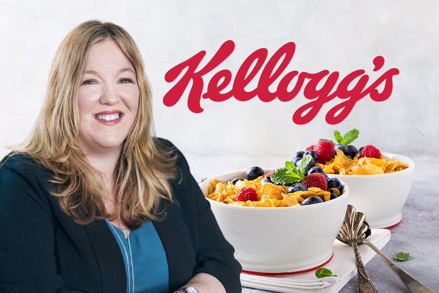 5 Minutes with: Samantha Thomas Berry, VP of HR at Kellogg's Europe