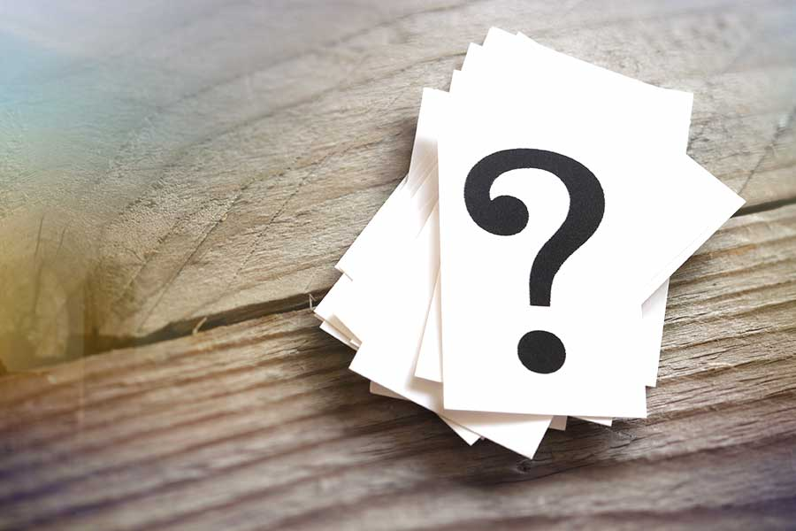 5 questions your candidate should NEVER ask