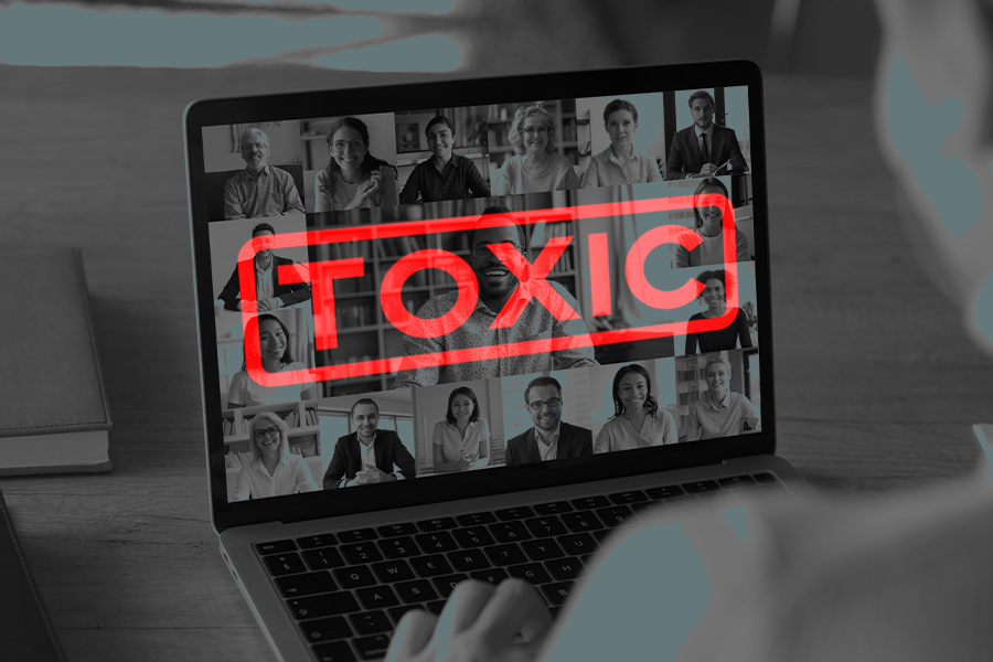 5 signs your digital company culture is toxic