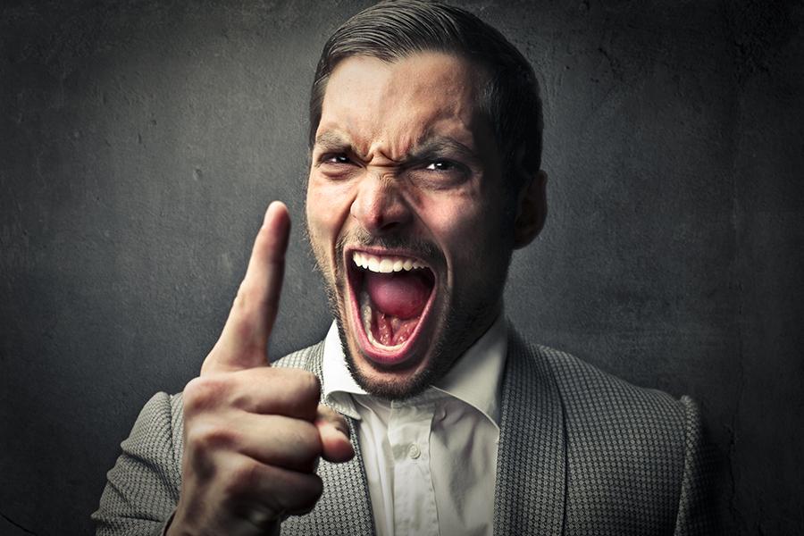 UK bosses' 50 worst traits