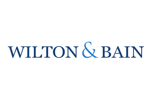 New partners at Wilton and Bain